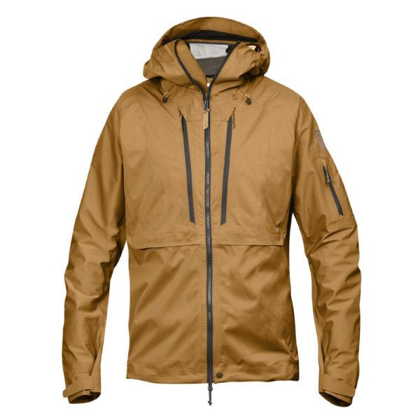 Fjallraven Keb Eco Shell Jacket Acorn