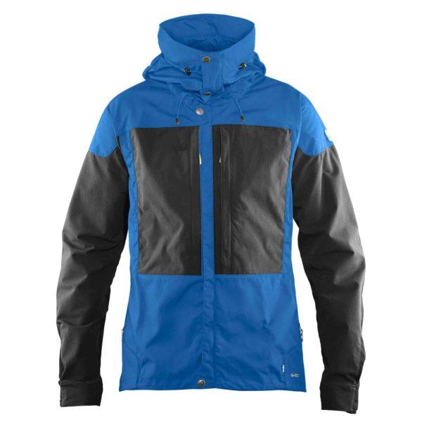 Fjallraven Keb Jacket UN Blue Stone Grey