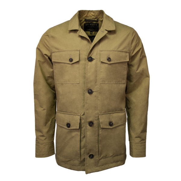 James Purdey Percival Safari Jacket Bronze