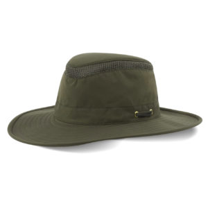 Tilley Airflow Broard Brim Hat Olive