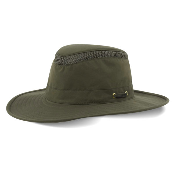 Tilley Airflow Broard Brim Hat Olive