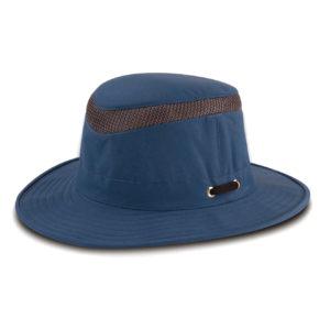 Tilley Airflow Medium Brim Hat Mid Blue