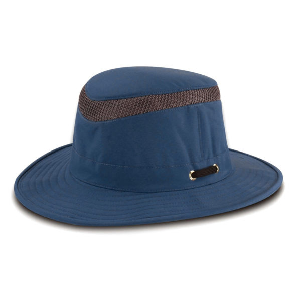 Tilley Airflow Medium Brim Hat Mid Blue