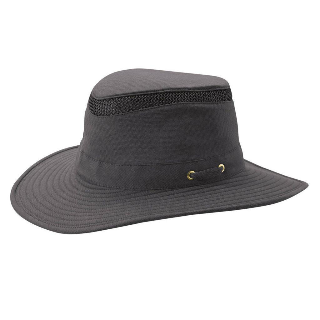 Tilley The Hiker Hat Grey