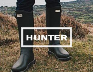 Hunter at The Sporting Lodge