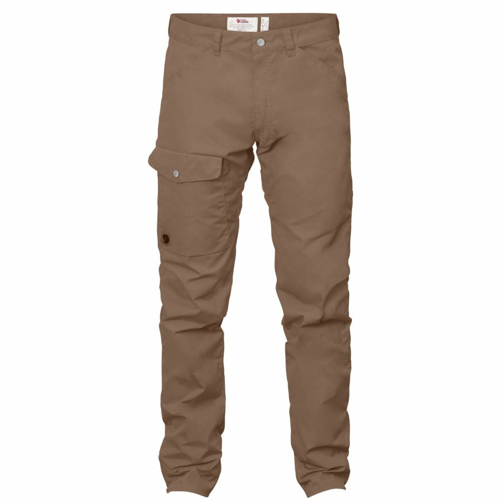 Fjallraven Greenland Jeans Regular Dark Sand