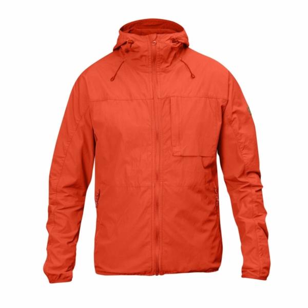 Fjallraven High Coast Wind Jacket Flame Orange