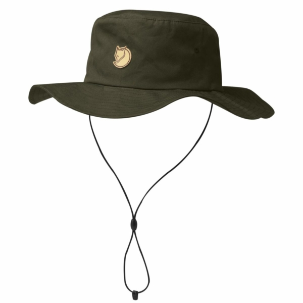 Fjallraven Hatfield Hat Dark Olive