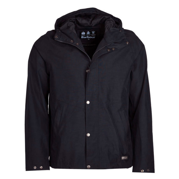 Barbour Charlie Jacket Navy