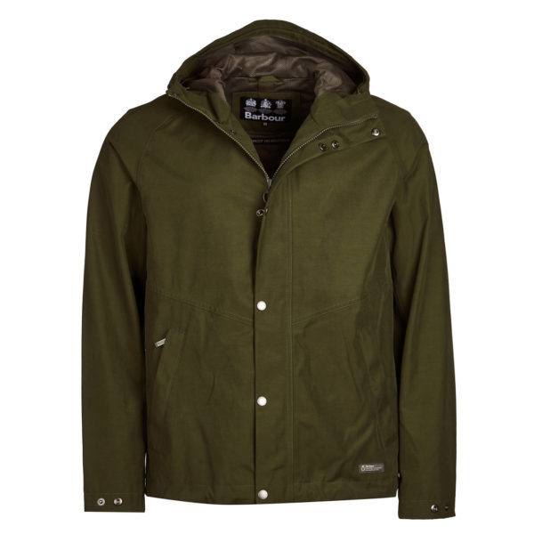 Barbour Charlie Jacket Rifle Green