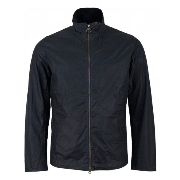 Barbour Lightweight Admiralty Wax 4oz Jacket Royal Navy