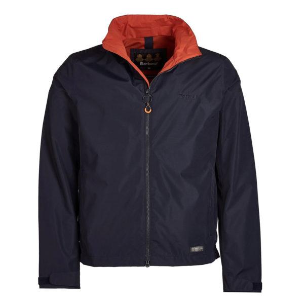 Barbour Rye Jacket Navy