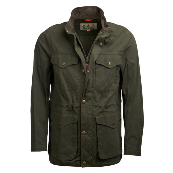Barbour Skipton Casual Jacket Olive