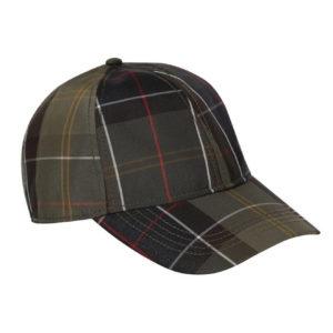 Barbour Tarset Tartan Cap Classic