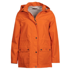 Barbour Womens Drizzel Waterproof Breathable Jacket Marigold Navy
