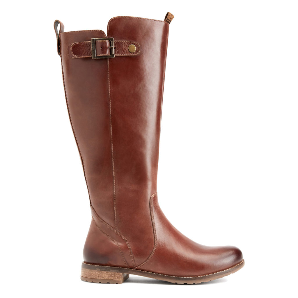 Barbour Womens Rebecca High Boot Conker