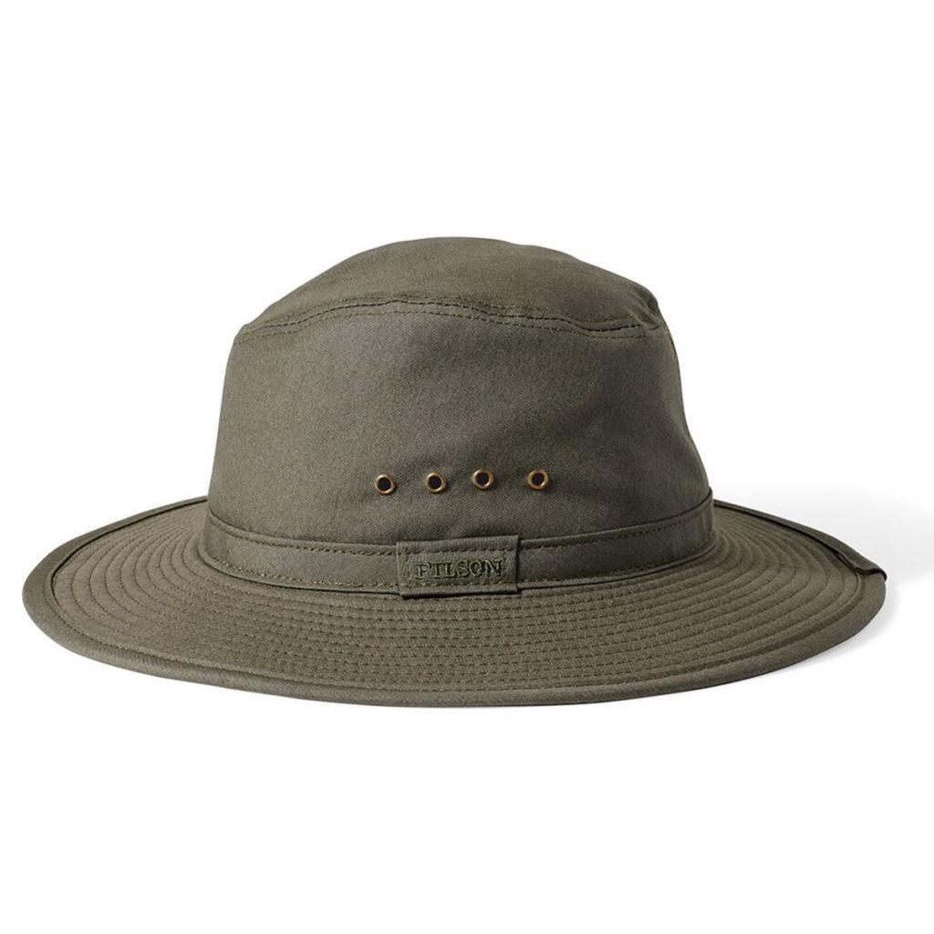 Filson Summer Packer Hat Otter Green