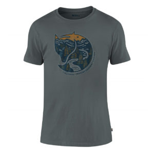 Fjallraven Arctic Fox T-Shirt Dusk
