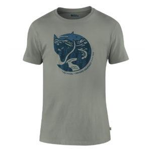 Fjallraven Artic Fox T-Shirt Fog