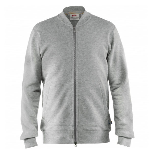 Fjallraven Greenland Zip Cardigan Grey