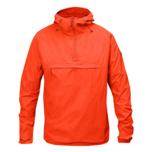 Fjallraven High Coast Wind Anorak Flame Orange