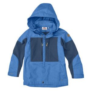 Fjallraven Kids Keb Jacket UN Blue