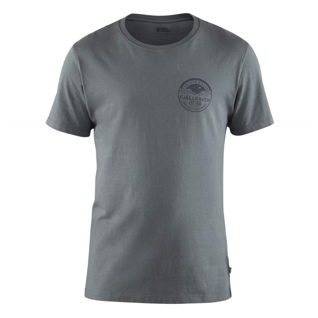 Fjallraven Nature Badge T-Shirt Dusk