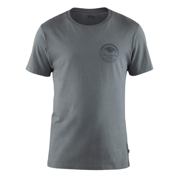 Fjallraven Nature Badge T-Shirt Dusk