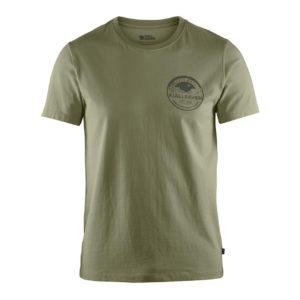 Fjallraven Nature Badge T-Shirt Green