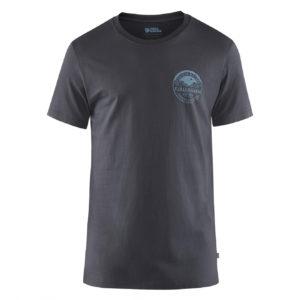 Fjallraven Nature Badge T-Shirt Navy