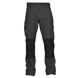 Fjallraven Pro Trousers Regular Dark Grey