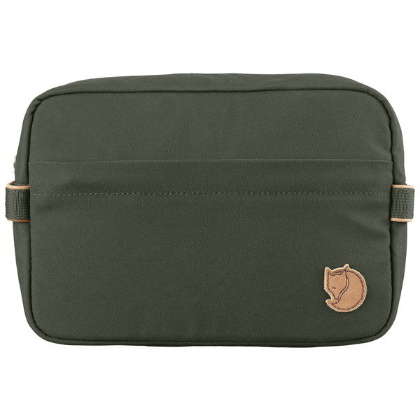 Fjallraven Travel Toiletry Bag Deep Forest