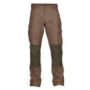 Fjallraven Vidda Pro Trousers Regular Dark Sand Dark Olive