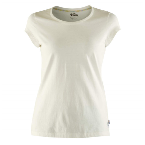 Fjallraven Womens Greenland T-Shirt Eggshell