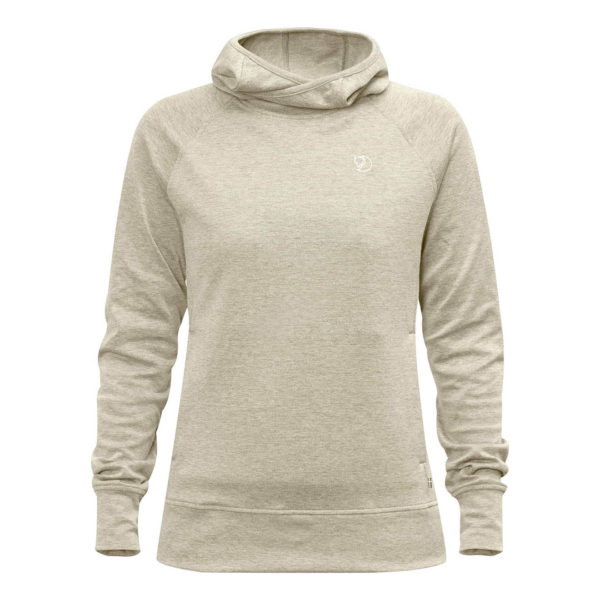 Fjallraven Womens High Coast Hoodie Limestone