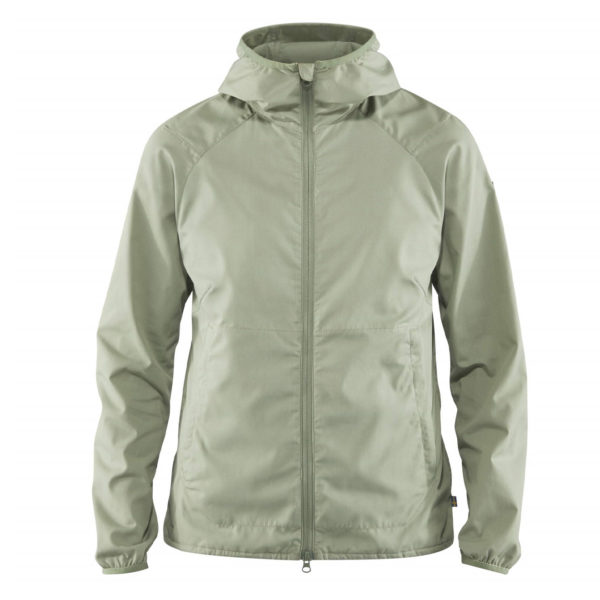 Fjallraven Womens High Coast Shade Jacket Sage Green