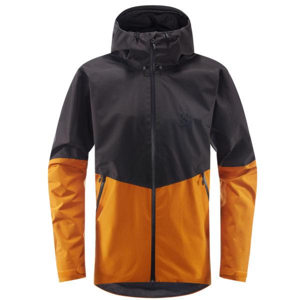 Haglofs Merak Jacket Desert Yellow / Slate