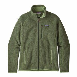 Patagonia Better Sweater Fleece Jacket Matcha Green