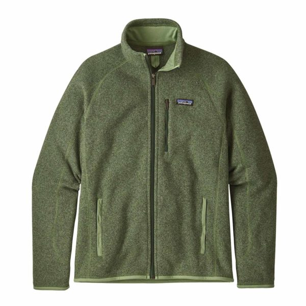 Patagonia Better Sweater Fleece Jacket Matcha Green