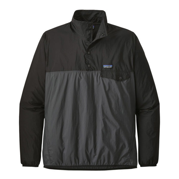 Patagonia Houdini Snap-T Pullover Forge Grey