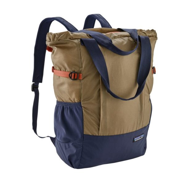 Patagonia Lightweight Travel Tote Pack 22L Mojave Khaki