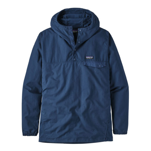 Patagonia Maple Grove Snap-T Pullover Stone Blue