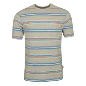 Patagonia Squeaky Clean Pocket Tee Tarkine Stripe Tailored