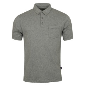 Patagonia Squeaky Clean Polo Feather Grey