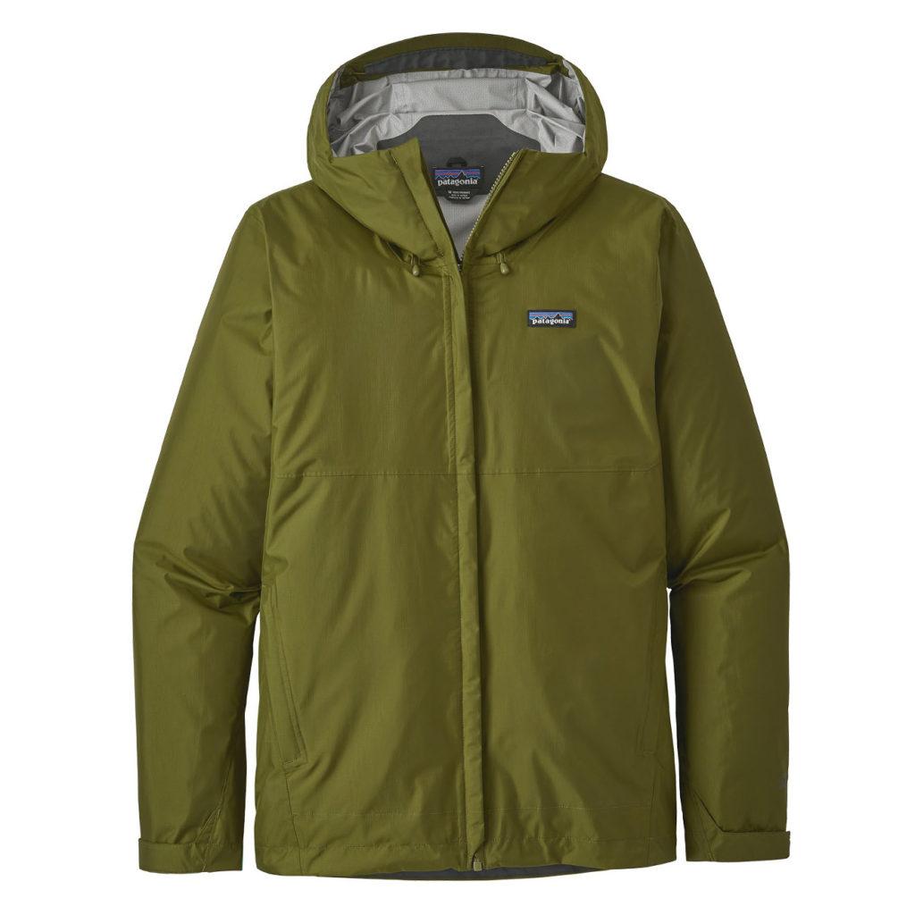 Patagonia Torrentshell Jacket Willow Herb Green