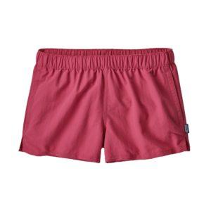 Patagonia Womens Barely Baggies Shorts 2.5″ Reef Pink