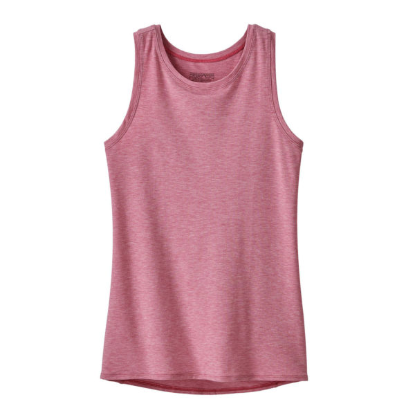 Patagonia Womens Glorya Tank Top Reef Pink