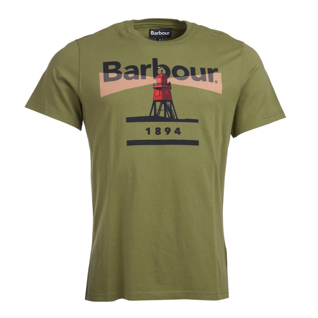 Barbour Beacon 94 T-Shirt Burnt Olive