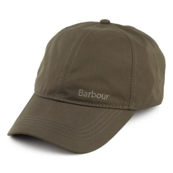 Barbour Berwick Sports Cap Mid Olive