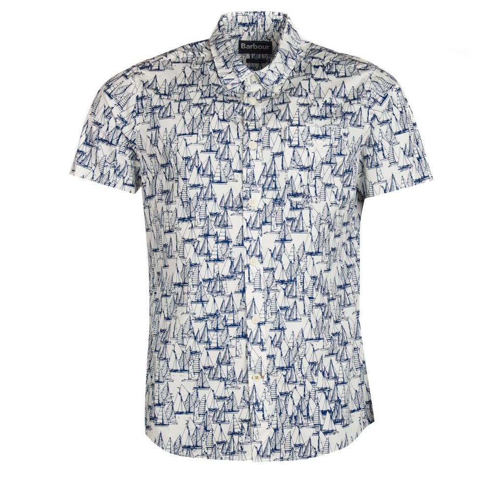 Barbour Boat S/S Shirt